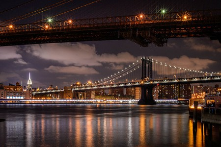 New York bridges   © Spiros Vathis/ Flickr