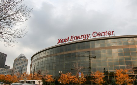 Xcel Energy Center   © Flickr/Tony Webster
