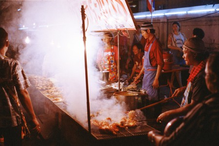 Street food   © Marketa/Flickr
