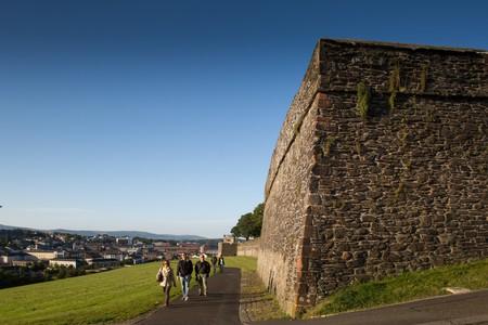 Derry City Walls   Courtesy of Tourism NI
