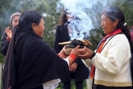 Purification Ritual for the Spring Equinox | ©Agencia de Noticias ANDES /Flickr