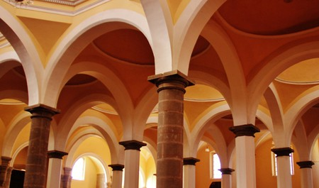 San Gabriel Convent, Cholula | © Catedrales e Iglesias/Flickr