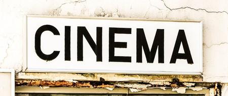 Cinema  ©Matt Perron/Flickr