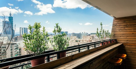View from the balcony of NK Hostel | Courtesy of NK Hostel