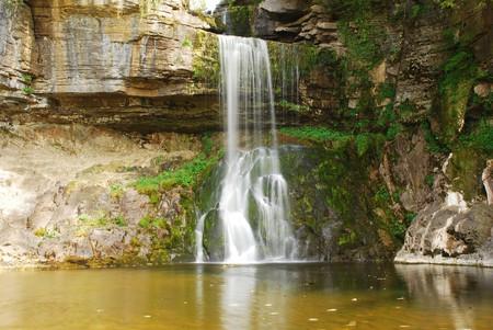 Ingleton Waterfalls | © keithloaf1961 / Flickr