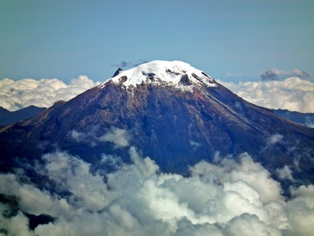 Nevado del Tolima | © Chris Bell