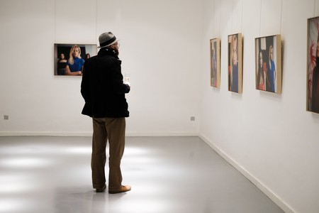 Art gallery   © Janitors/Flickr