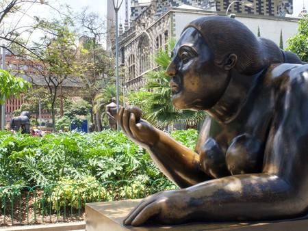Botero statue in Medellin | © Edgar Zuniga Jr./Flickr