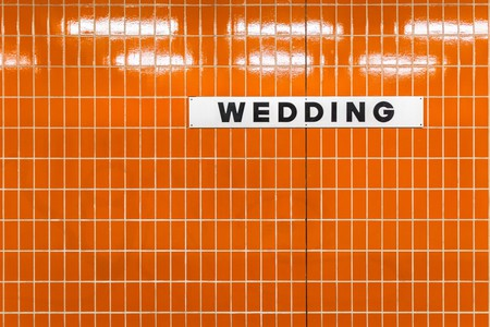 Wedding U-Bahn station I © Guido/Flickr
