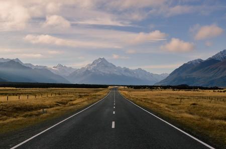 The road to Mt Cook | © Esmée Winnubst/Flickr