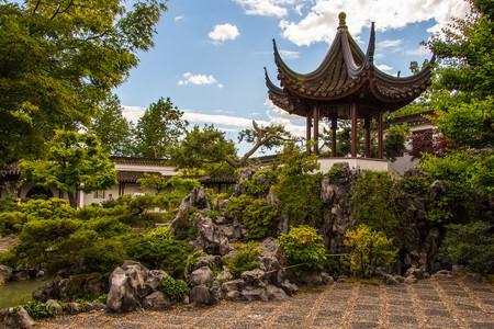 Dr. Sun Yat-Sen Chinese Garden   © Alberto Cruz / Flickr