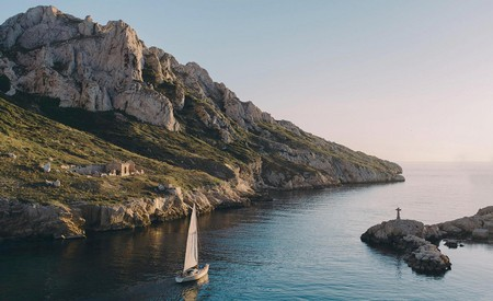 The sleepy fishing village of Les Goudes in Marseille | © ringo13/Flickr