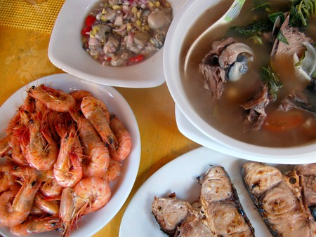 Seafood Lunch | © Shubert Ciencia / Flickr