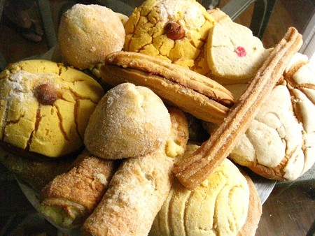 Pan dulce   © EvelynGiggles / Flickr