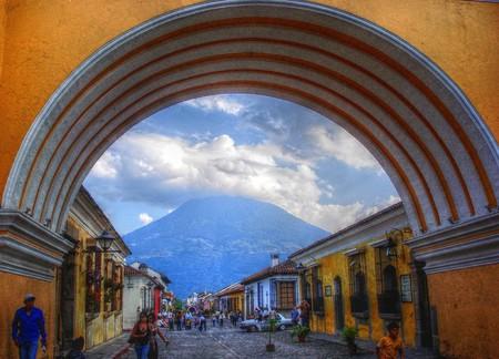 Santa Catalina Arch | © Fernando Reyes Palencia/Flickr