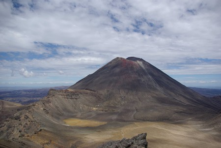 Mt. Ngauruhoe | © Doc Sneider/Flickr