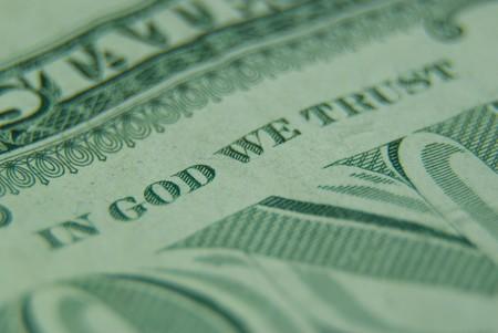 The dollar bill |  © Alejandro Mallea / Flickr