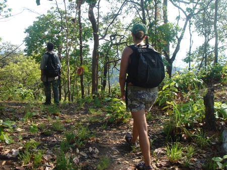 Trekking in Chiang Mai | © Ben and Katherine Photos/Flickr