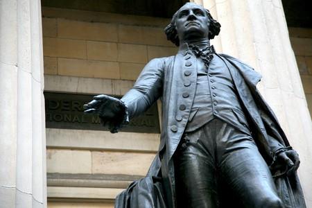 Statue of George Washington, Wall Street | © vincent desjardins