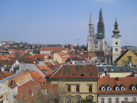Zagreb   © David Holt/Flickr