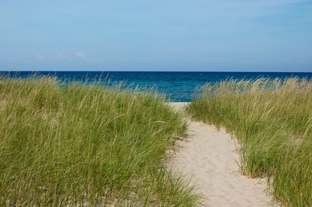 Lake Michigan | © Ken Bosma / Flickr