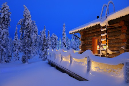 """<a href = """"https://www.flickr.com/photos/timo_w2s/6636501879""""> Finnish log cabin 
