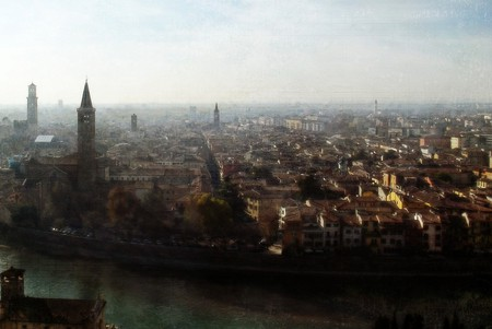 View over Verona   44353614@N02/Flickr