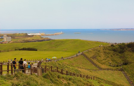 Jeju Island coastal views | © whyyan / Flickr