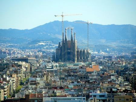 Sagrada Família CC0 Pixabay