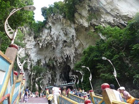 Batu Caves, Malaysia | © cofiem / Flickr