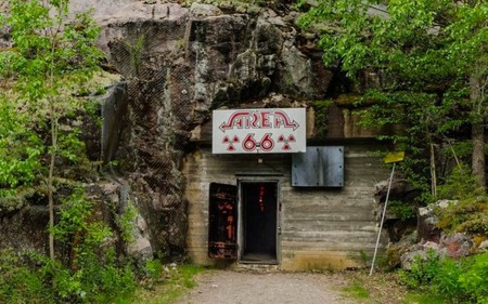 Forget Area 51, try Area 66 in Northern Sweden   Courtesy of ObjektVision