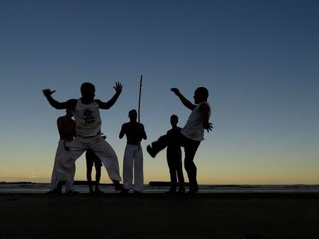 Practicing Capoeira  © Rocksan / Wikipedia