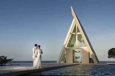 Conrad Infinity Chapel | © Courtesy of Conrad Bali