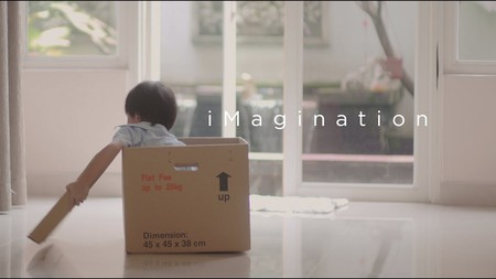 'Imagination' (Directed by The Ming Thing)   Courtesy of CORE Studios