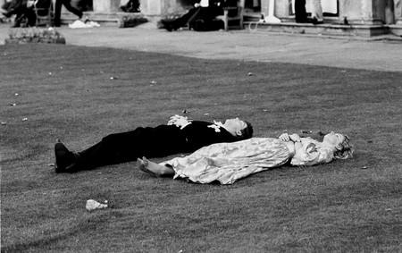 Dafydd Jones, Magdalen Commemoration Ball, Oxford, 1988 | © Dafydd Jones
