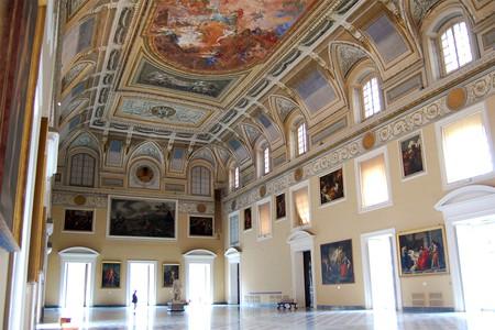 National Archeological Museum of Naples | © Livia Hengel