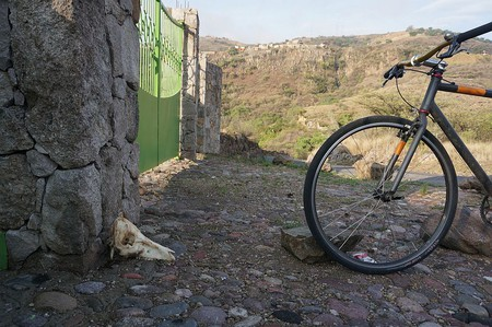 Bike tours to Teotihuacan give you a whole different persepctive