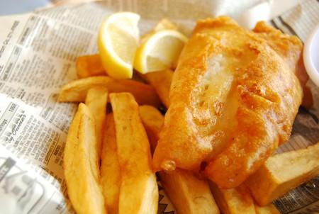 Fish and chips   © LearningLark/Flickr