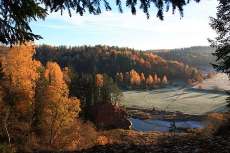 Gauja National Park  |©Liga Eglite/Flickr