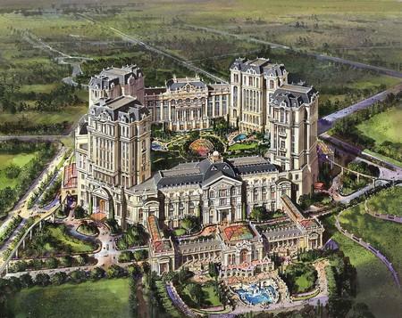 Rendering of Grand Lisboa Palace | Courtesy of SJM Holdings Ltd.