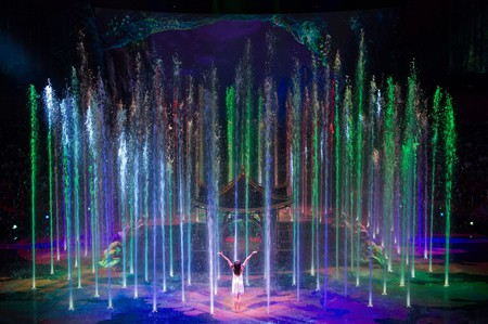 House of Dancing Water show | Courtesy of Dragone Entertainment