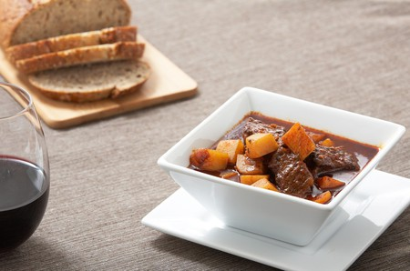 Hungarian beef goulash | © Breville USA/Flickr cc.