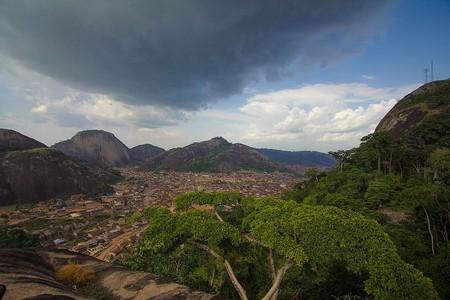A view of Idanre Hills  © Ayobami Macaulay / Wikimedia
