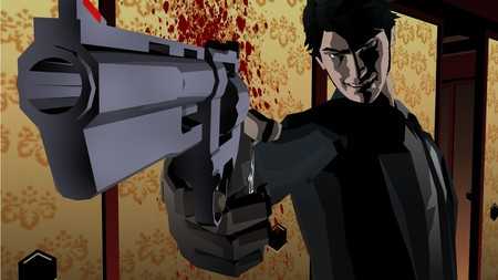 Killer7/©Grasshopper Manufacture/Capcom