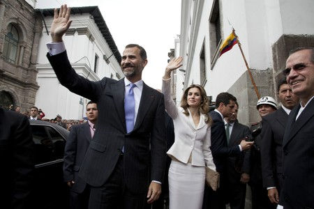 King Felipe and Queen Letizia | © Cancillería del Ecuador / Flickr