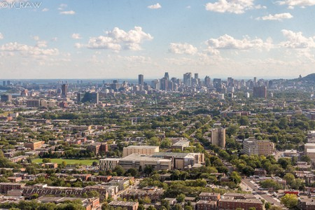 The Montreal skyline |  © Caroline ALEXANDRE/ Flickr