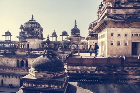 Orchha Fort | © ShivaRajvanshi / Wikimedia Commons