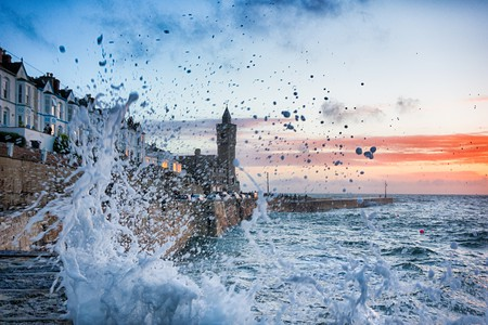 Porthleven |©Nathan Siemers/Flickr