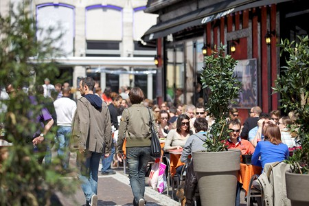The art of living in Lille | © Laurent Ghesquiére/OTCL Lille