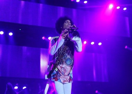 Prince © NPG Records/REX/ShutterstockPrince Essence Music Festival, New Orleans, America - 04 Jul 2014
